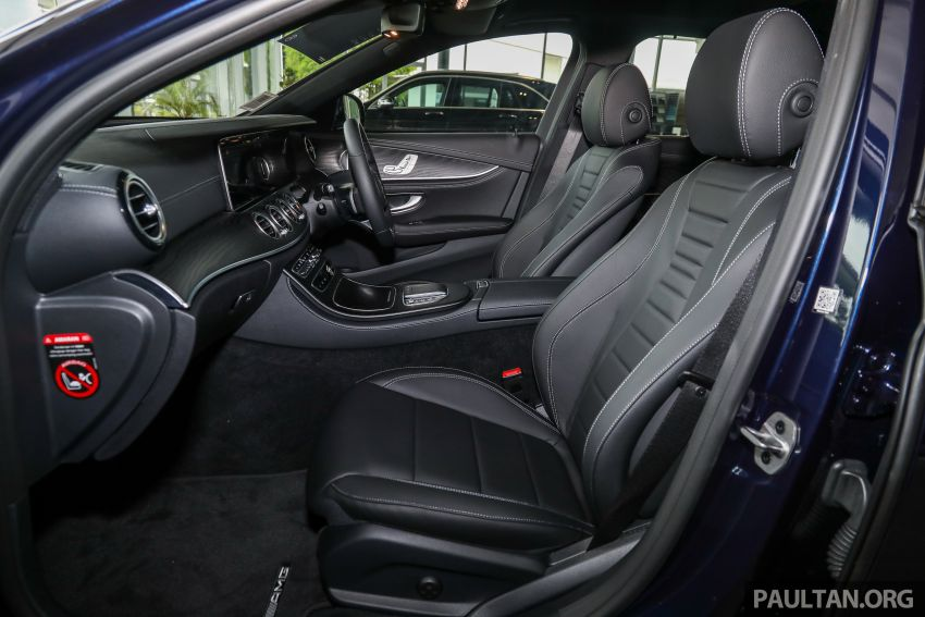 GALLERY: 2021 Mercedes-Benz E300 AMG Line facelift in Malaysia – 258 PS and 370 Nm; priced from RM375k Image #1339719