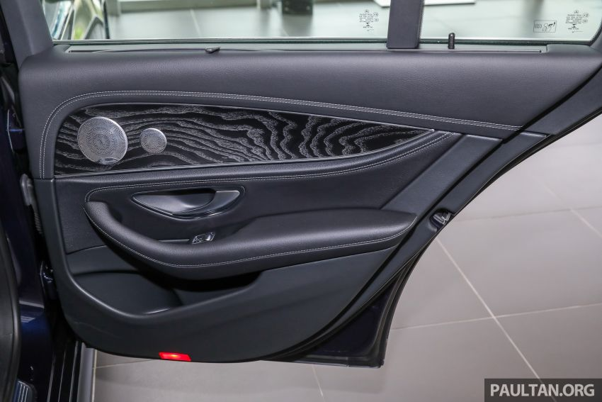 GALLERY: 2021 Mercedes-Benz E300 AMG Line facelift in Malaysia – 258 PS and 370 Nm; priced from RM375k Image #1339733