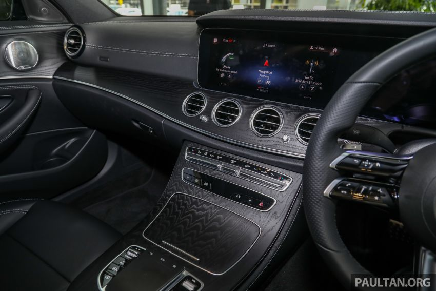 GALLERY: 2021 Mercedes-Benz E300 AMG Line facelift in Malaysia – 258 PS and 370 Nm; priced from RM375k Image #1339648