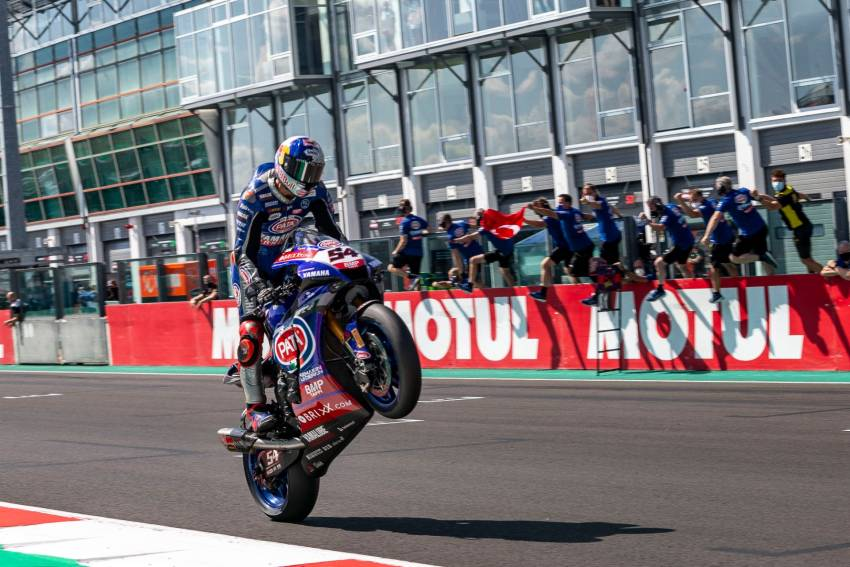 2021 WSBK: Toprak on top after Magny-Cours, loses clean sweep of weekend due to Kawasaki protest Image #1342514