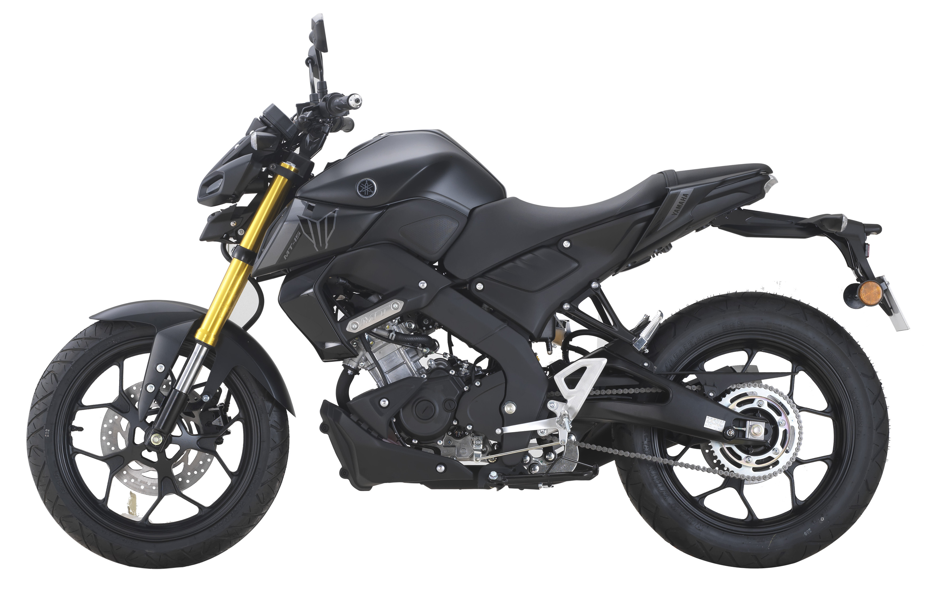 2021 Yamaha MT-15 Black - 4