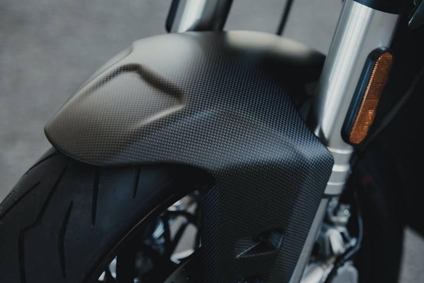 "Zero Motorcycles ""Quickstrike"" limited edition e-bike Image #1346851"