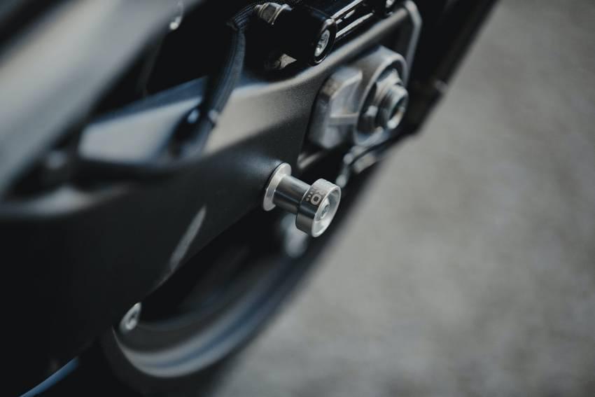 "Zero Motorcycles ""Quickstrike"" limited edition e-bike Image #1346853"