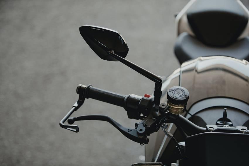 "Zero Motorcycles ""Quickstrike"" limited edition e-bike Image #1346854"