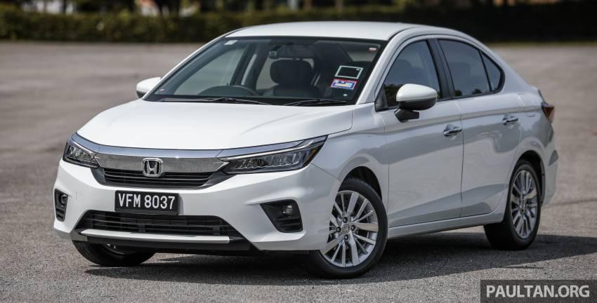REVIEW: 2021 Honda City 1.5 V in Malaysia – RM87k Image #1351917