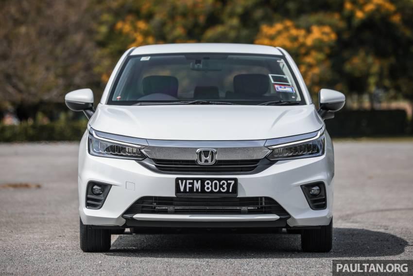 REVIEW: 2021 Honda City 1.5 V in Malaysia – RM87k Image #1351927