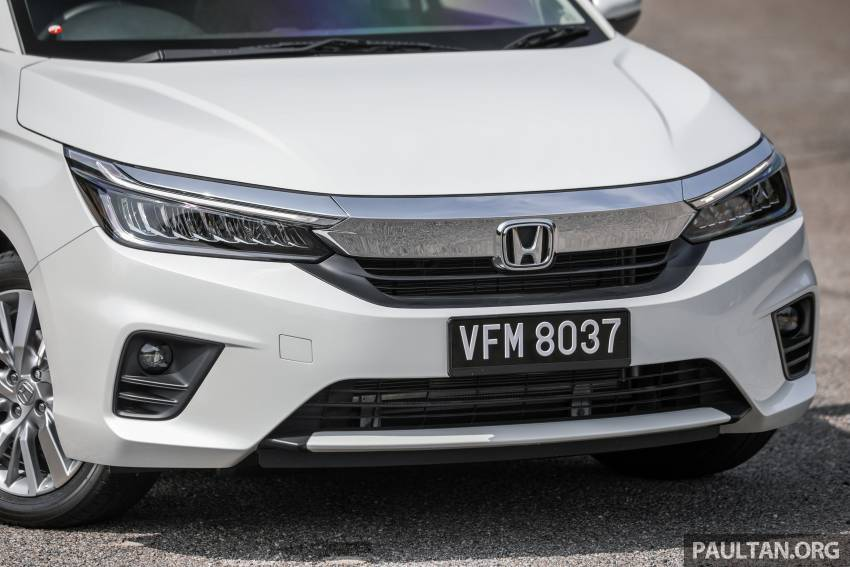 REVIEW: 2021 Honda City 1.5 V in Malaysia – RM87k Image #1351932