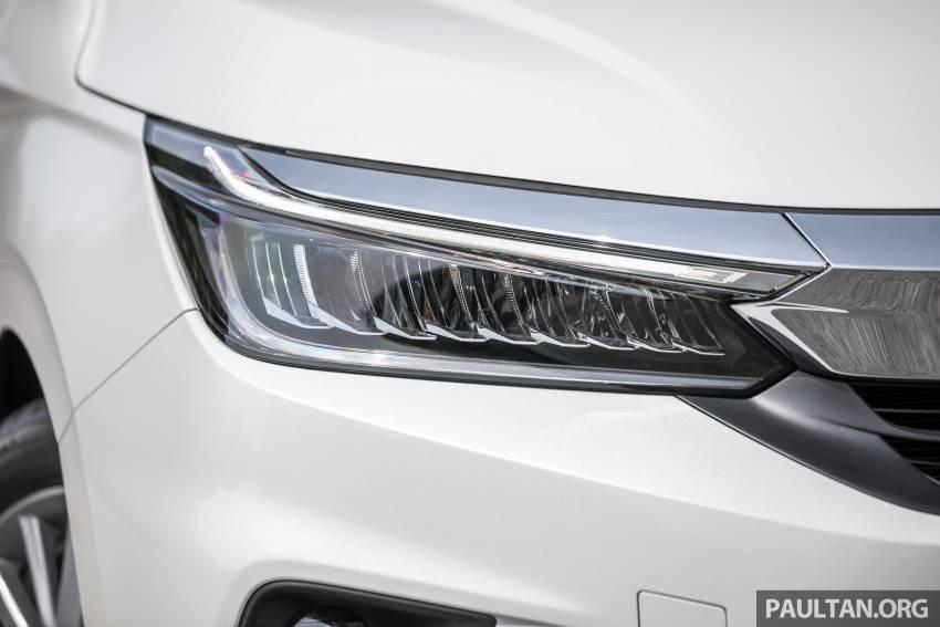 REVIEW: 2021 Honda City 1.5 V in Malaysia – RM87k Image #1351933