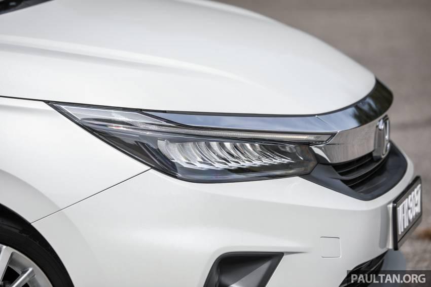 REVIEW: 2021 Honda City 1.5 V in Malaysia – RM87k Image #1351934