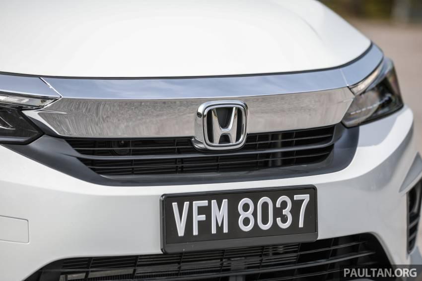 REVIEW: 2021 Honda City 1.5 V in Malaysia – RM87k Image #1351936