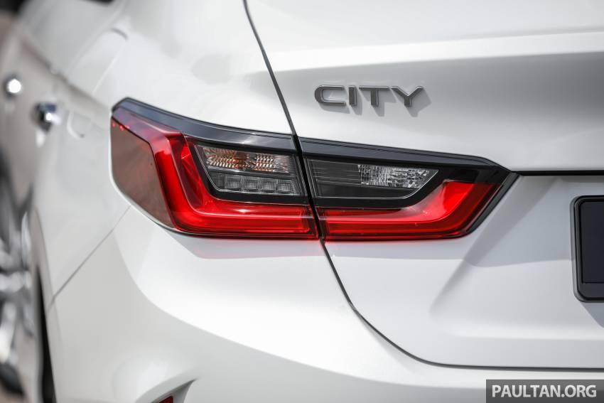 REVIEW: 2021 Honda City 1.5 V in Malaysia – RM87k Image #1351944