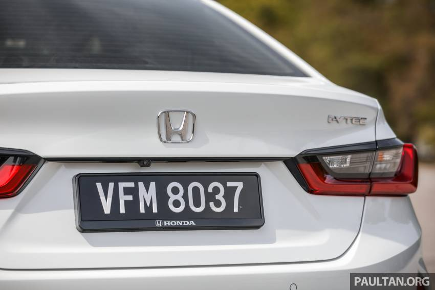 REVIEW: 2021 Honda City 1.5 V in Malaysia – RM87k Image #1351946