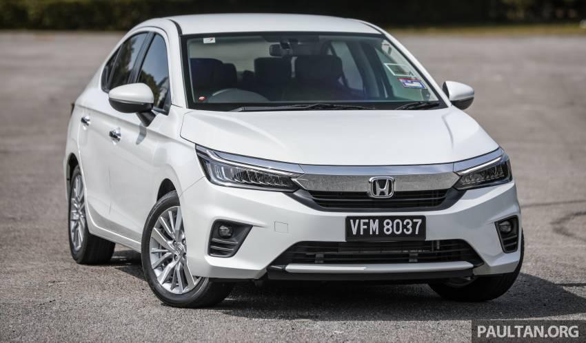 REVIEW: 2021 Honda City 1.5 V in Malaysia – RM87k Image #1351919