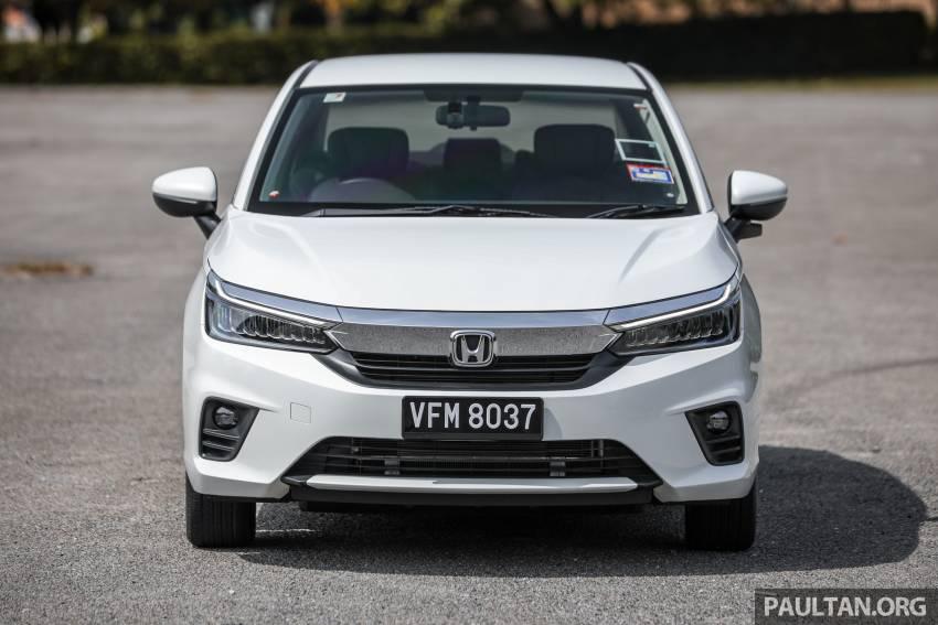 REVIEW: 2021 Honda City 1.5 V in Malaysia – RM87k Image #1351926