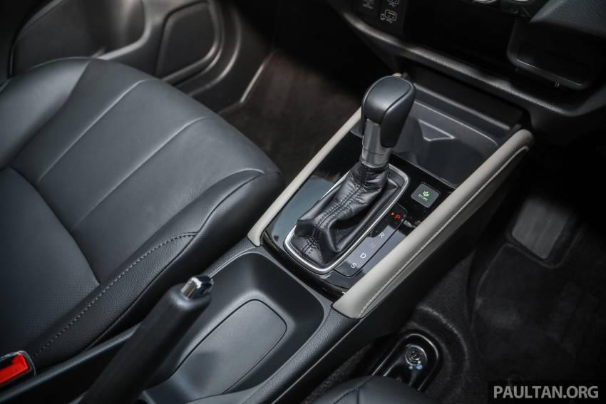 REVIEW: 2021 Honda City 1.5 V in Malaysia – RM87k Image #1351967
