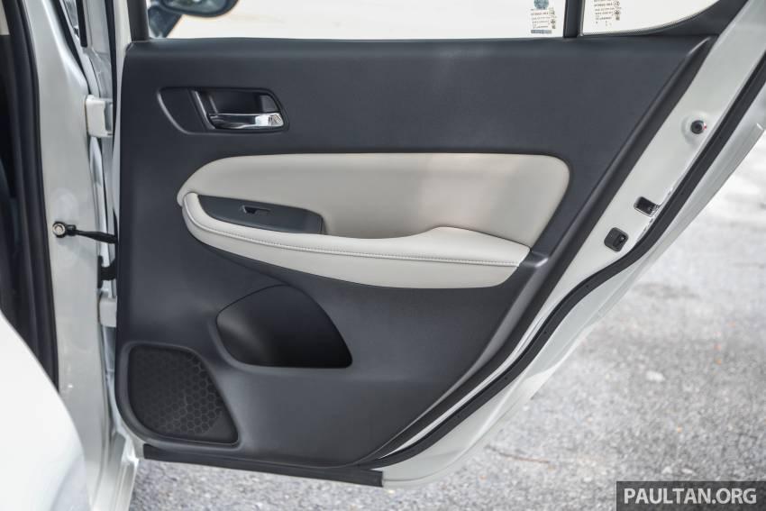 REVIEW: 2021 Honda City 1.5 V in Malaysia – RM87k Image #1351987