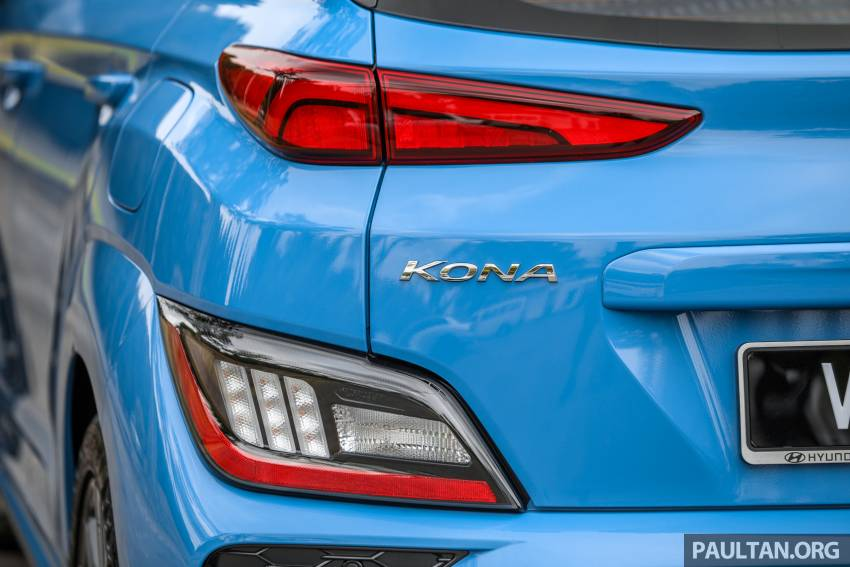 GALLERY: 2021 Hyundai Kona N Line facelift on the road in Malaysia – sportier 1.6 turbo model, RM157k Image #1351215