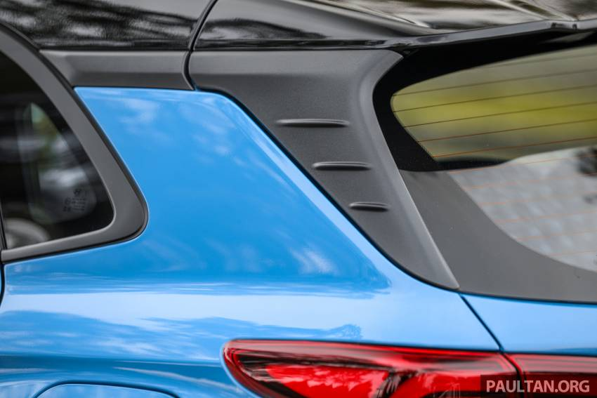 GALLERY: 2021 Hyundai Kona N Line facelift on the road in Malaysia – sportier 1.6 turbo model, RM157k Image #1351222