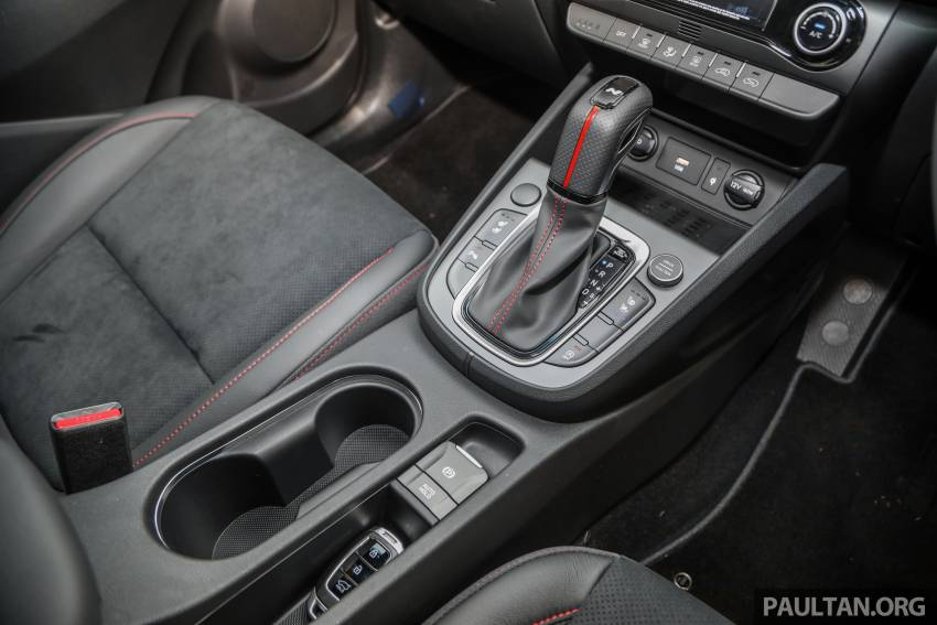GALLERY: 2021 Hyundai Kona N Line facelift on the road in Malaysia – sportier 1.6 turbo model, RM157k Image #1351252
