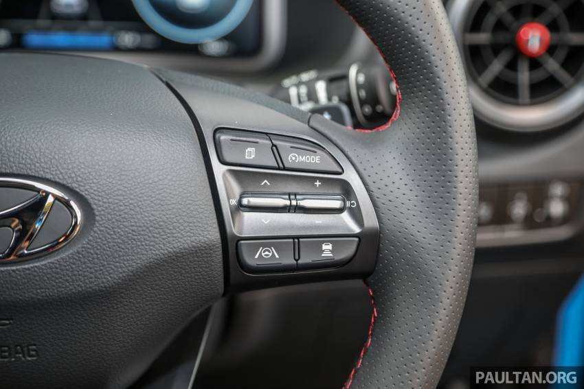 GALLERY: 2021 Hyundai Kona N Line facelift on the road in Malaysia – sportier 1.6 turbo model, RM157k Image #1351230