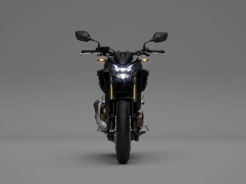 2022 Honda CB500 range updated, Euro 5, Showa fork Image #1340271