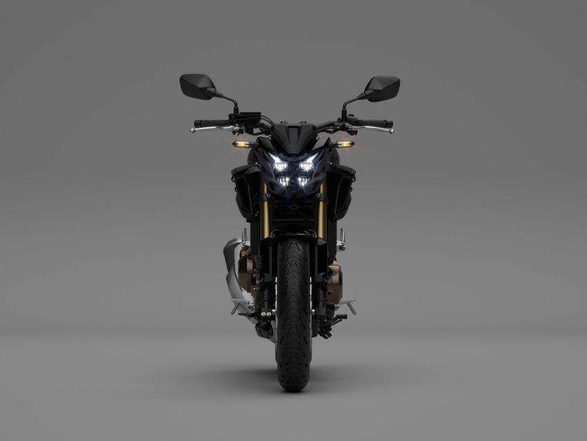 2022 Honda CB500 range updated, Euro 5, Showa fork Image #1340272