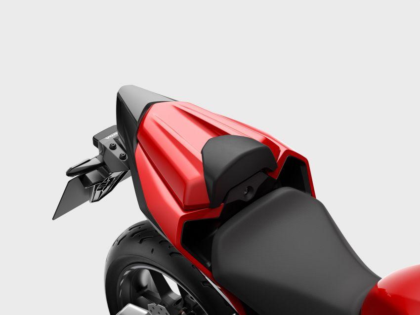 2022 Honda CB500 range updated, Euro 5, Showa fork Image #1340396