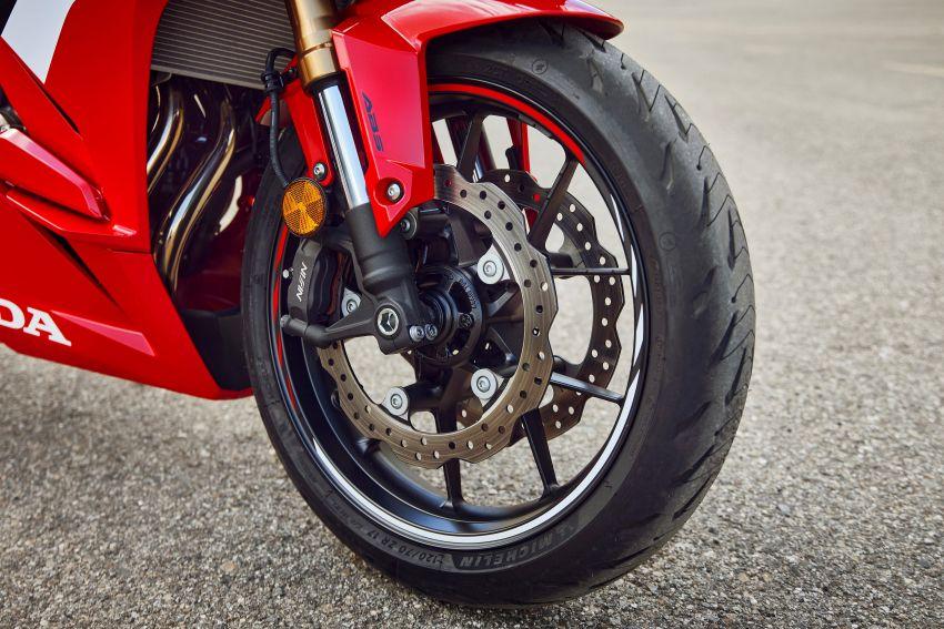 2022 Honda CB500 range updated, Euro 5, Showa fork Image #1340401