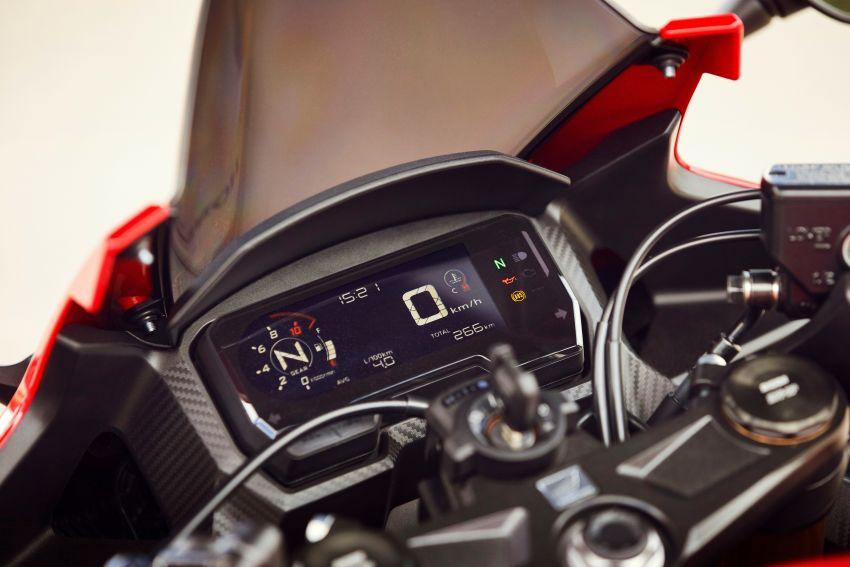 2022 Honda CB500 range updated, Euro 5, Showa fork Image #1340404