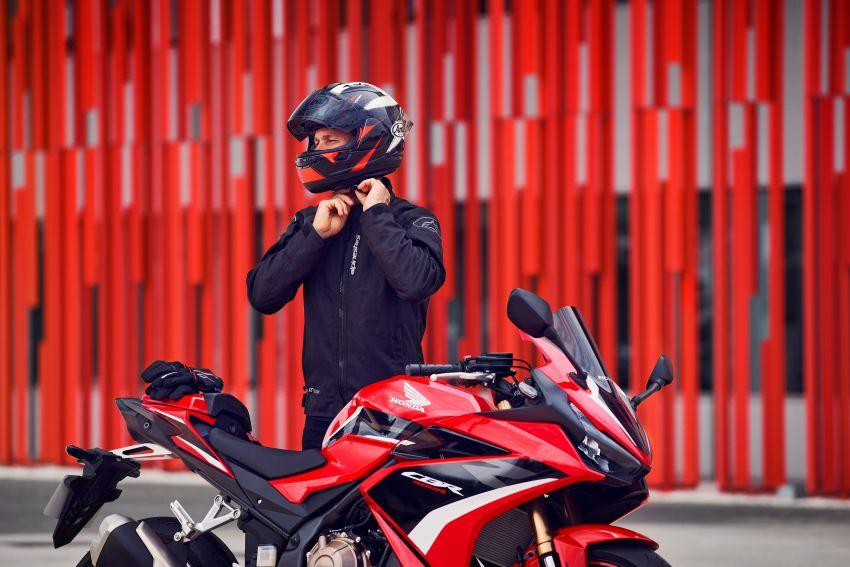 2022 Honda CB500 range updated, Euro 5, Showa fork Image #1340415