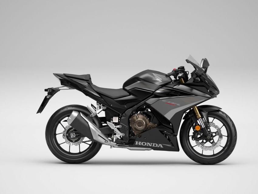 2022 Honda CB500 range updated, Euro 5, Showa fork Image #1340424
