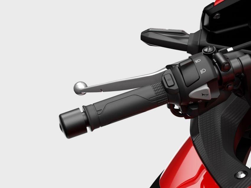 2022 Honda CB500 range updated, Euro 5, Showa fork Image #1340394