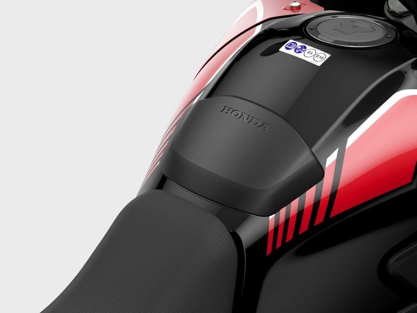 2022 Honda CB500 range updated, Euro 5, Showa fork Image #1340459