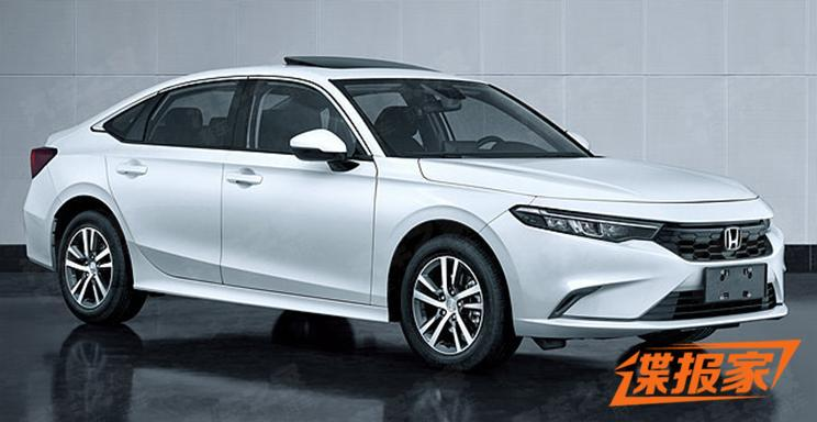 2022 Honda Integra in China is a Civic with a new face Image #1344571