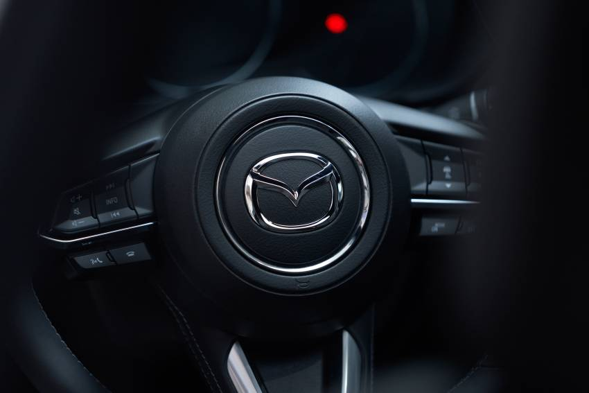 2022 Mazda CX-5 facelift debuts – updated styling, revised suspension, new Mi-Drive drive mode selector Image #1346678