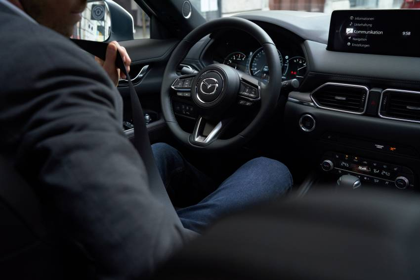 2022 Mazda CX-5 facelift debuts – updated styling, revised suspension, new Mi-Drive drive mode selector Image #1346685