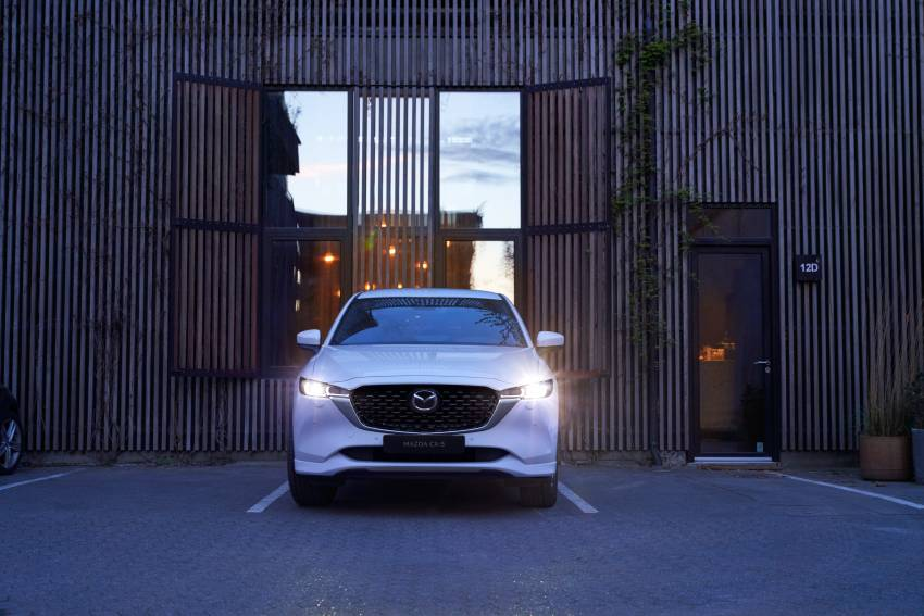 2022 Mazda CX-5 facelift debuts – updated styling, revised suspension, new Mi-Drive drive mode selector Image #1346671