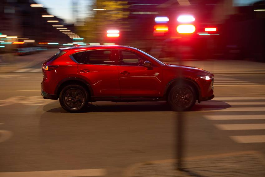 2022 Mazda CX-5 facelift debuts – updated styling, revised suspension, new Mi-Drive drive mode selector Image #1346700