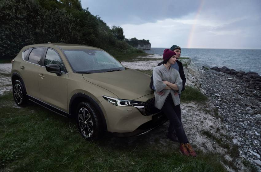 2022 Mazda CX-5 facelift debuts – updated styling, revised suspension, new Mi-Drive drive mode selector Image #1346709