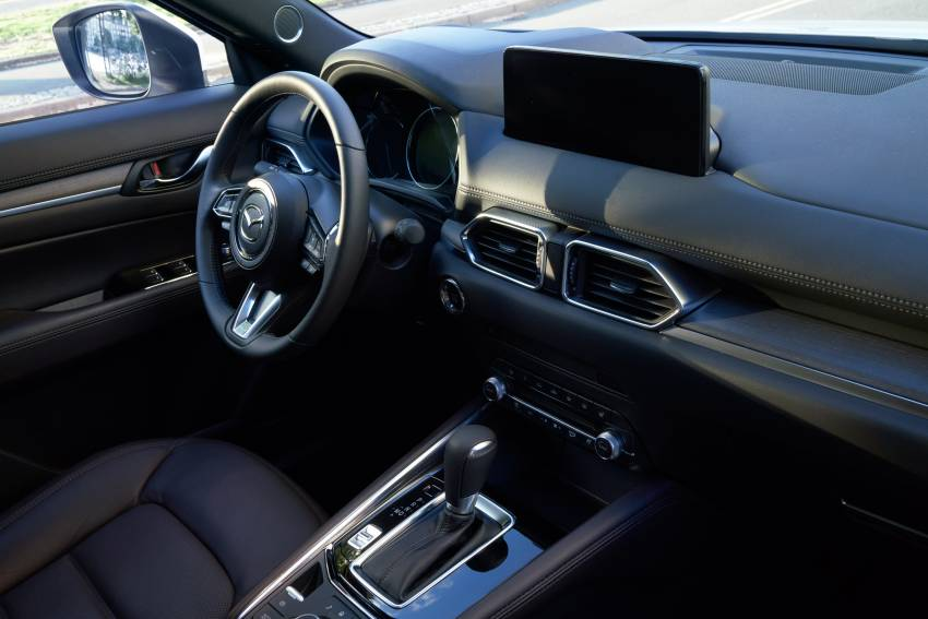 2022 Mazda CX-5 facelift debuts – updated styling, revised suspension, new Mi-Drive drive mode selector Image #1346674