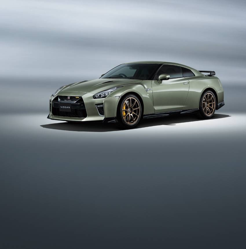 2022 Nissan GT-R T-spec limited editions mark return of iconic Midnight Purple and Millennium Jade colours Image #1346306