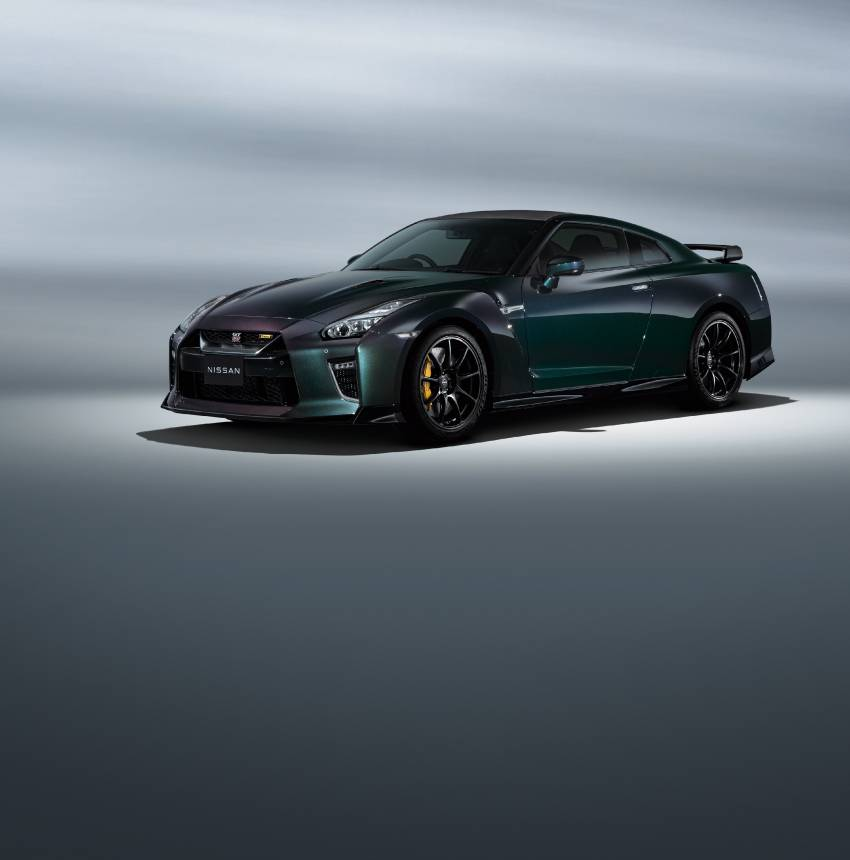2022 Nissan GT-R T-spec limited editions mark return of iconic Midnight Purple and Millennium Jade colours Image #1346307