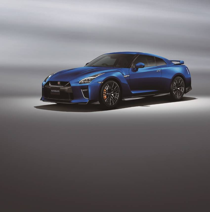 2022 Nissan GT-R T-spec limited editions mark return of iconic Midnight Purple and Millennium Jade colours Image #1346346