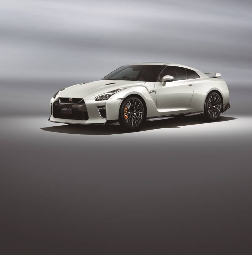 2022 Nissan GT-R T-spec limited editions mark return of iconic Midnight Purple and Millennium Jade colours Image #1346347