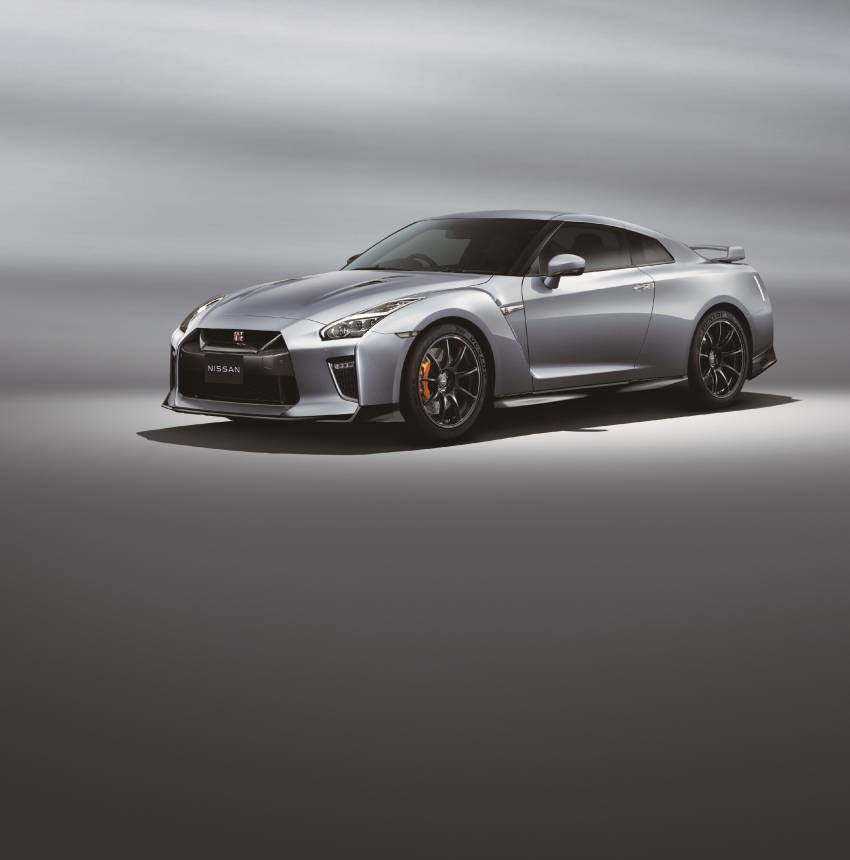 2022 Nissan GT-R T-spec limited editions mark return of iconic Midnight Purple and Millennium Jade colours Image #1346349