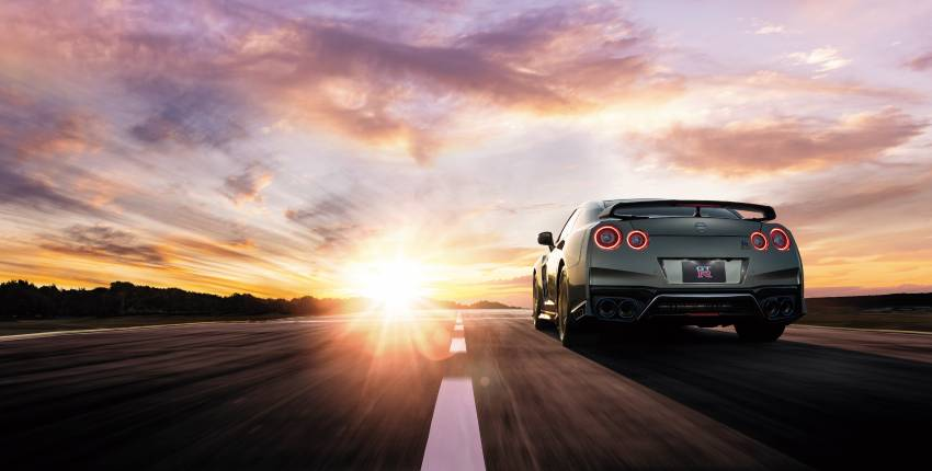 2022 Nissan GT-R T-spec limited editions mark return of iconic Midnight Purple and Millennium Jade colours Image #1346310