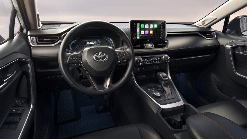 2022 Toyota RAV4 revealed – new headlights, wheels and USB-C ports; Adventure now offered in Europe Image #1346973
