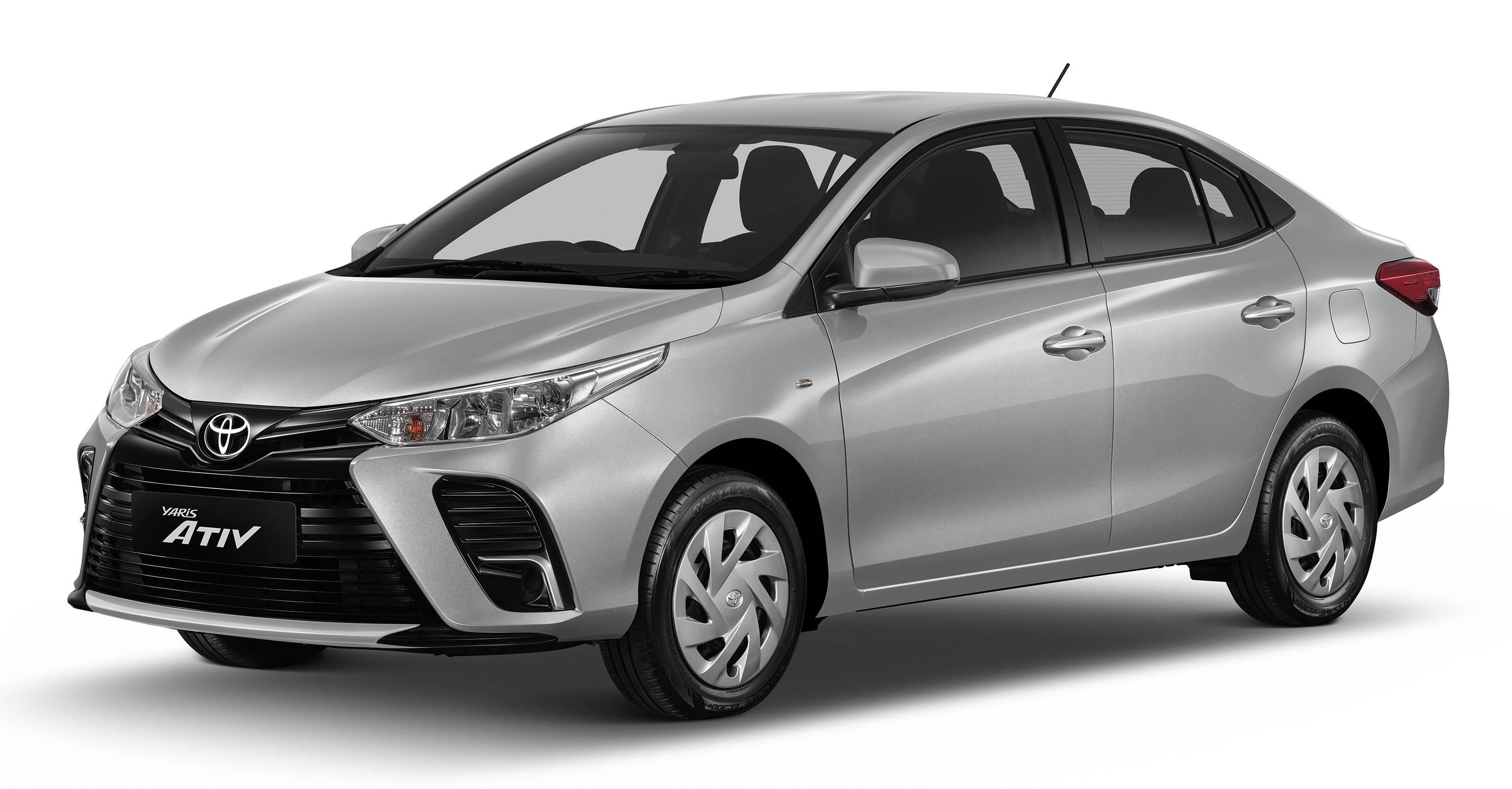 2022 Toyota Yaris Ativ Thailand-23