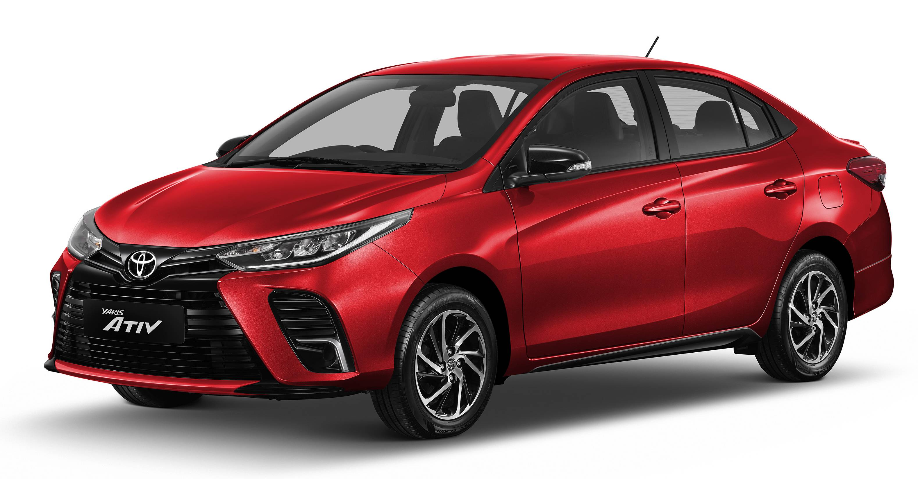 2022 Toyota Yaris Ativ Thailand-28