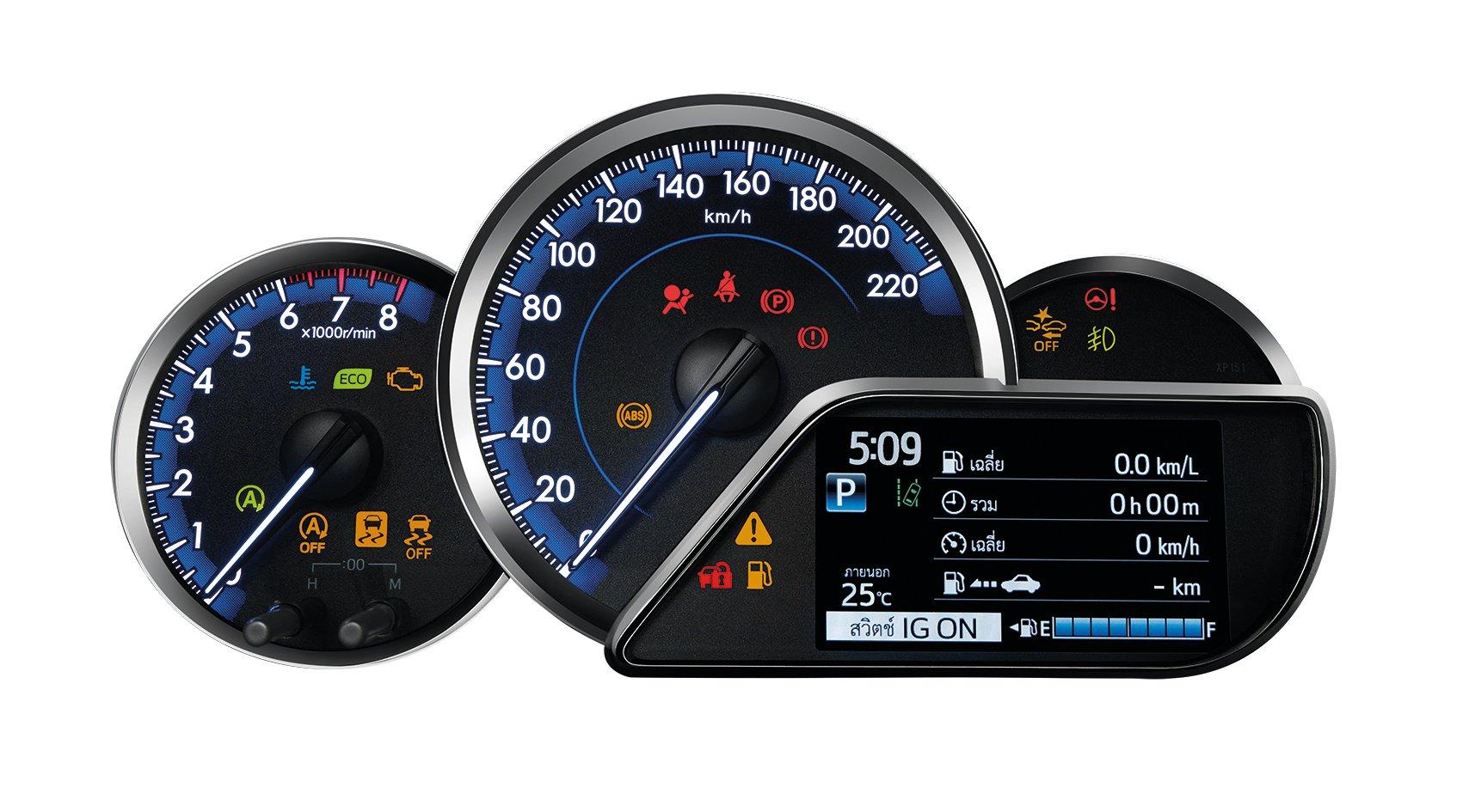 2022 Toyota Yaris Ativ Thailand-65